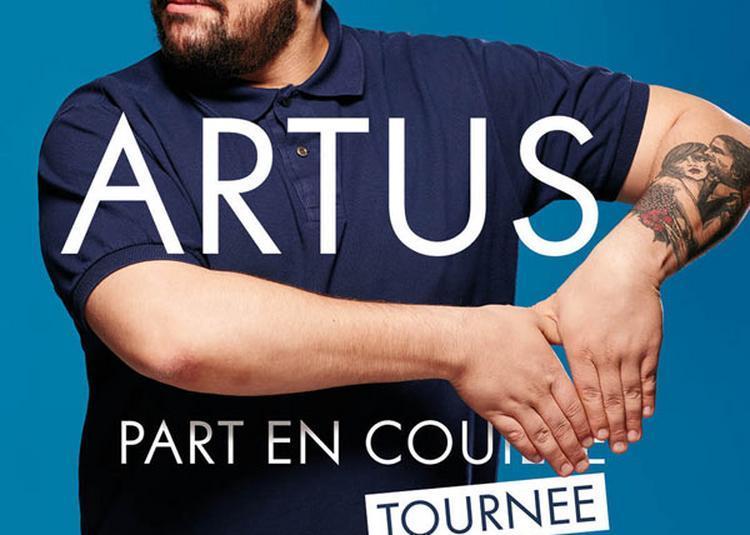 Artus Part En Tournee à Belfort