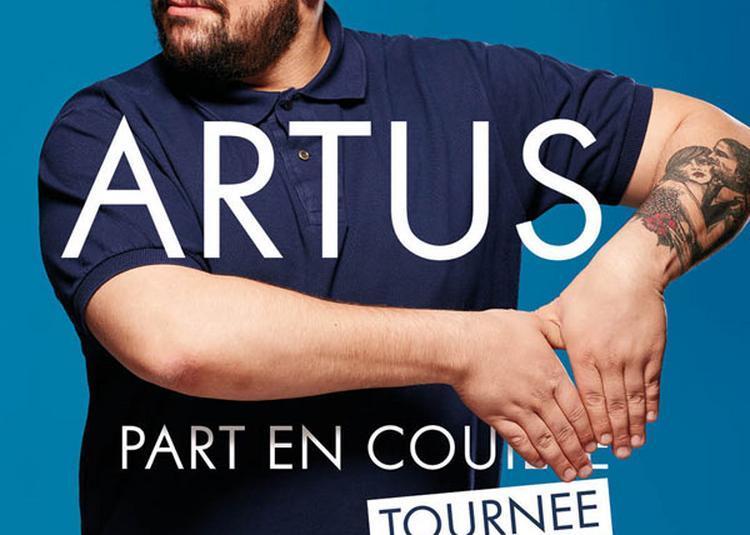 Artus Part En Tournee à Annecy