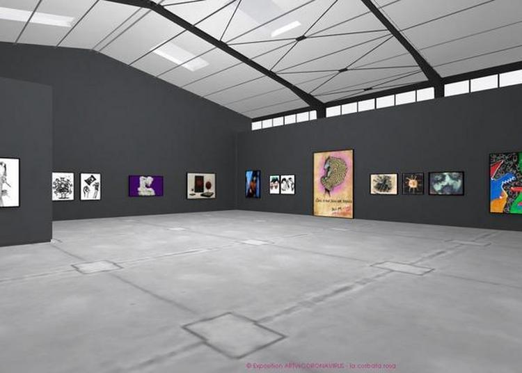 ARTvsCORONAVIRUS l'exposition numérique ! à Rochefort sur Loire