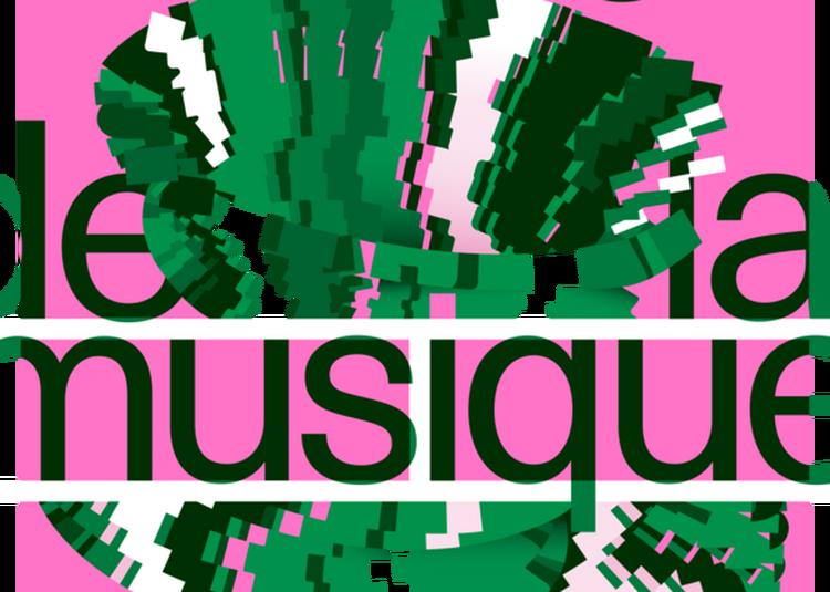 Arvest - Beat Bouet Trio - Pikoupikez (Fête de la Musique 2018) à Lorient