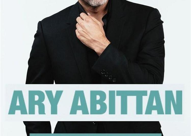 Ary Abittan En Rodage à Nice