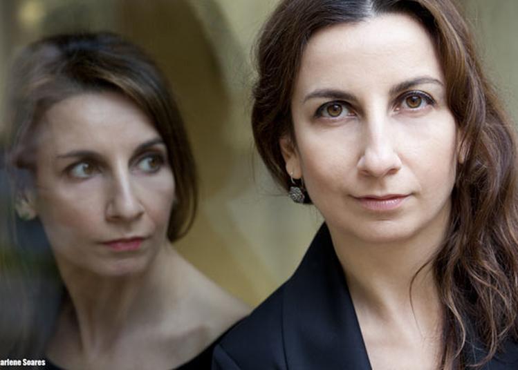 Arzu & Gamze Kirtil à Paris 17ème