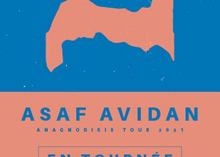 Asaf Avidan - report à Marseille