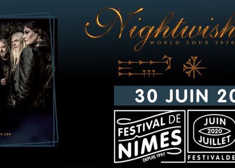 Nightwish et Special Guest à Nimes