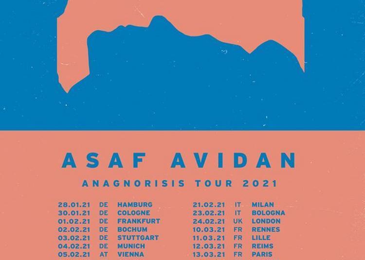 Asaf Avidan | La cartonnerie à Reims