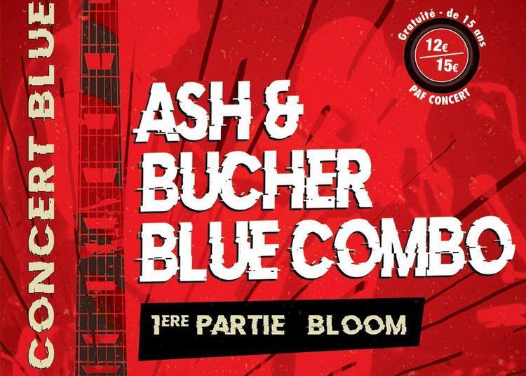 Ash & Bucher Blue Combo et Bloom (1ère partie) à Cavaillon