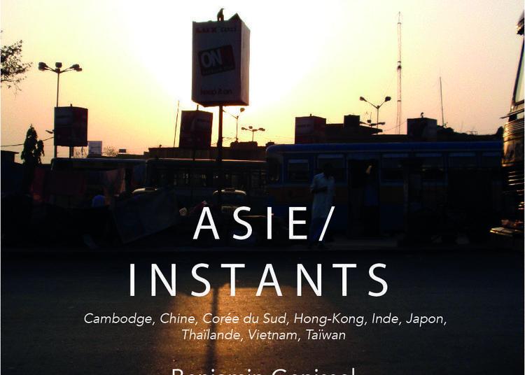 Asie / Instants à Paris 19ème