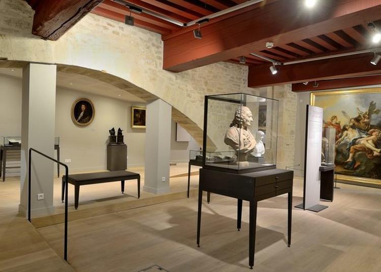 Assistez à Une Visite Flash Chantée Autour Des Oeuvres Consacrées Au Philosophe Et Encyclopédiste à Langres