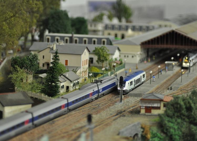 Assistez Aux Portes Ouvertes Du Club Avec Son Petit Musée Ferroviaire à Pau