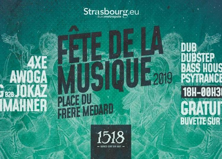 Association 1518 à Strasbourg