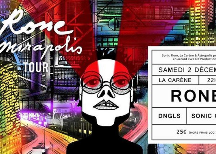 Astroclub W/ Rone - Mirapolis Tour, Dngls, Sonic Crew à Brest