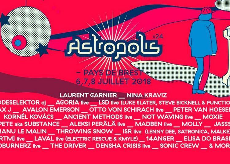 Astropolis Été 2018