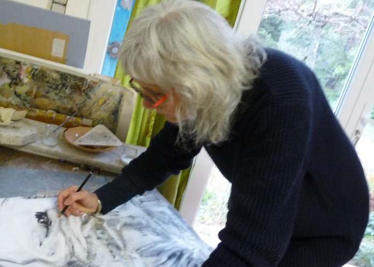 Atelier Adultes Et Adolescents Avec Micheline Simon à Sete