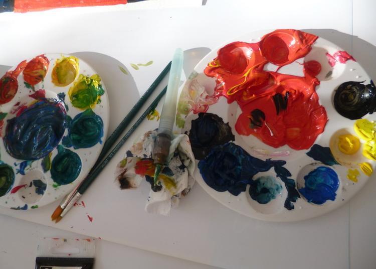 Atelier Art Plastique à Villiers le Bacle