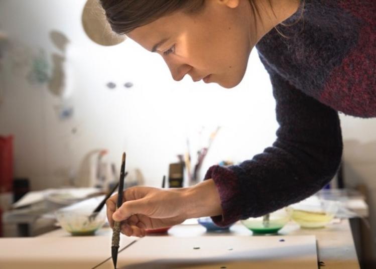 Atelier Artistique D'azul Andrea à Chatillon