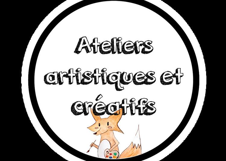Atelier artistique et créatif à Montpellier