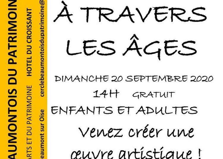 Atelier Artistique Et Pédagogique  Pour Petits Et Grands à Beaumont sur Oise