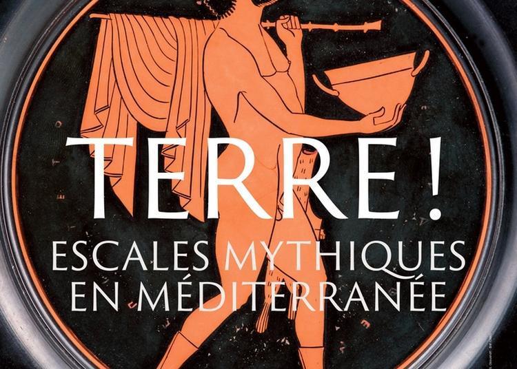 Atelier autour de l'exposition terre! escales mythiques en méditerranée à Marseille