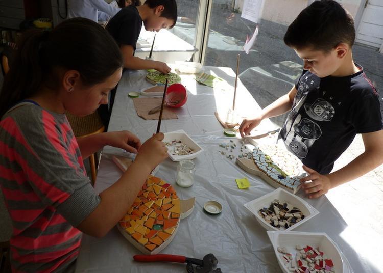 Atelier Autour De La Mosaïque De Capron à Allevard