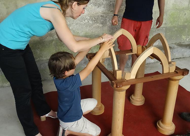 Atelier Bâtisseurs De Cathédrale à Laon