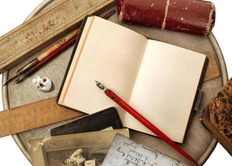 Atelier Cahier D'écolier Et Calligraphie à Tarbes