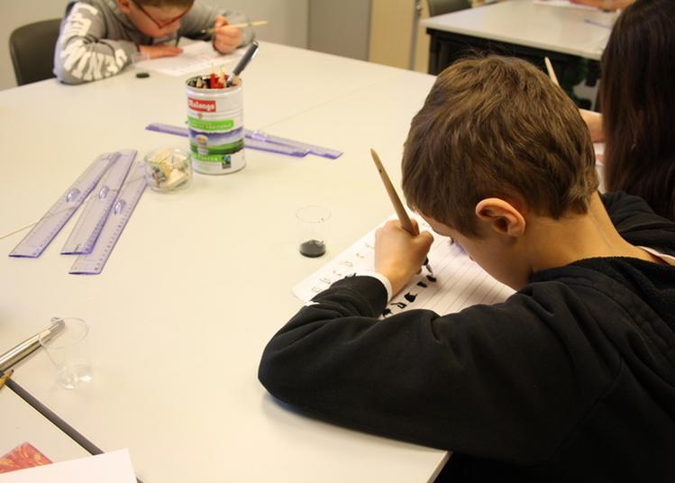Atelier Calligraphie En Famille à Rumilly