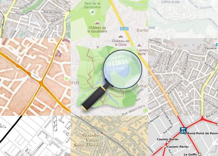 Atelier Cartographique à L'école De Longchamp à Nantes