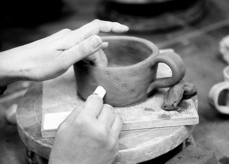 Atelier Céramique à Vallauris