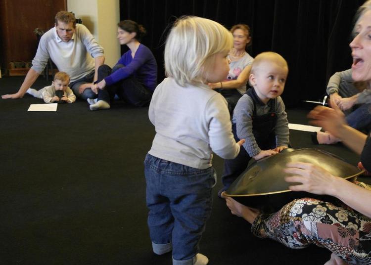 Atelier chant parents-enfants à Auxerre