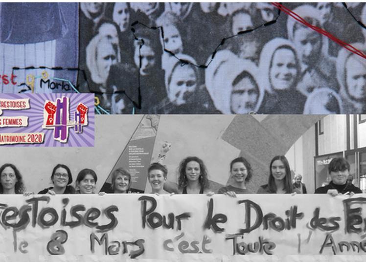 Atelier Chanter Les Luttes, Exposer Nos Rêves à Brest
