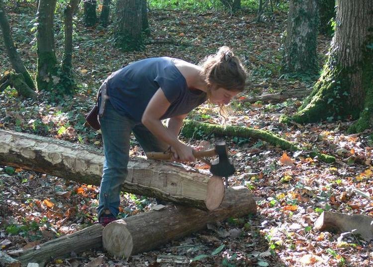 Atelier Charpente Traditionnelle - Equarissage à Landeda