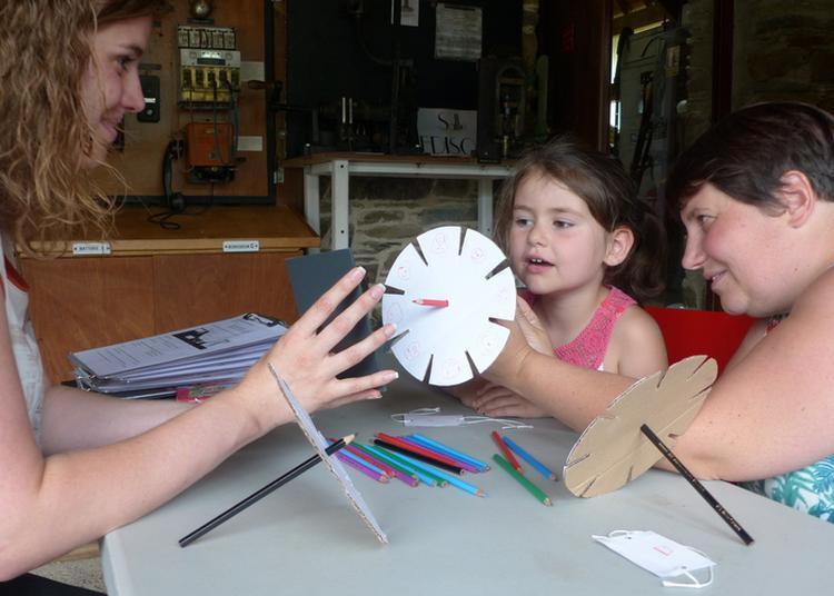 Atelier Cinéma : Thaumatrope ? à Saint Aignan