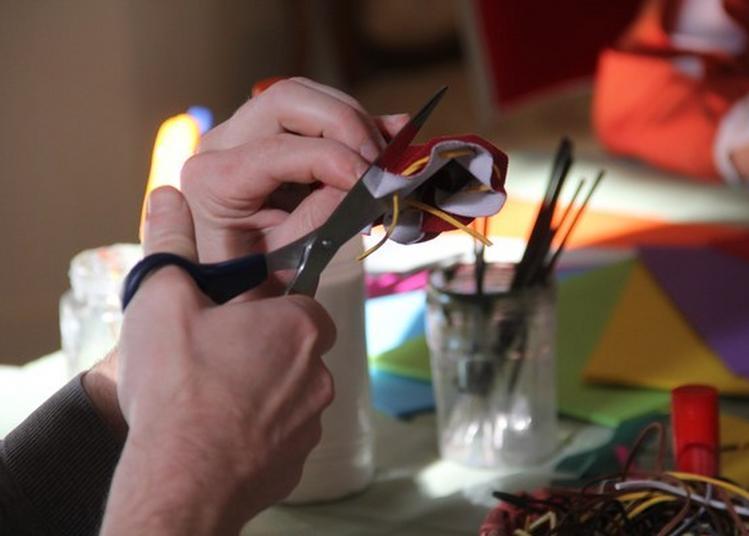 Atelier Conception De Photophore En Famille à Dreux