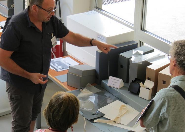 Atelier Conservation Préventive à Privas