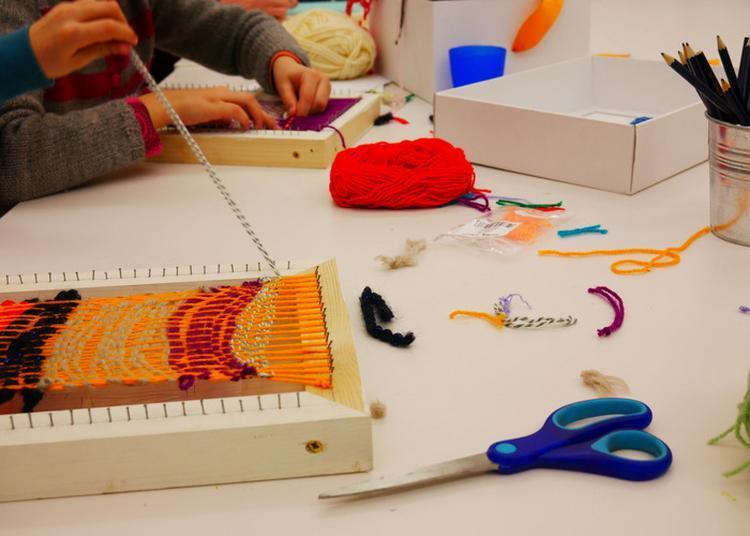 Atelier Créatif Autour D'une Oeuvre Du Musée à Brest
