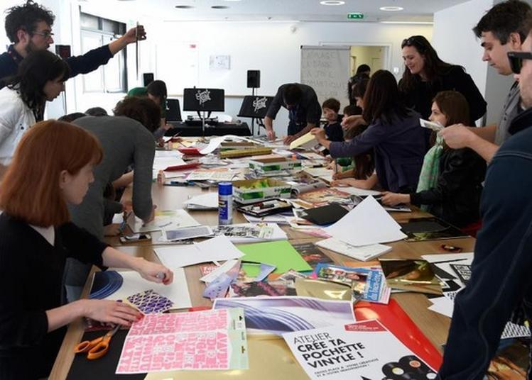 Atelier Crée Ta Pochette à Paris 16ème