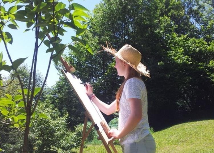 Atelier Croq'paysage à Vinay