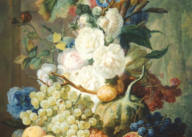 Atelier Cueillette Florale à Orléans