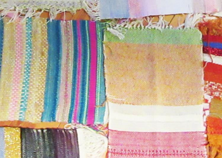 Atelier D'art Textile Pour Adultes à Blot l'Eglise