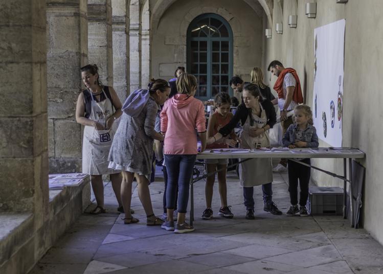 Atelier D'arts Plastiques - A La Ribambelle à Dijon