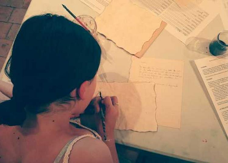 Atelier D'écriture à La Plume à Saint Amand Montrond