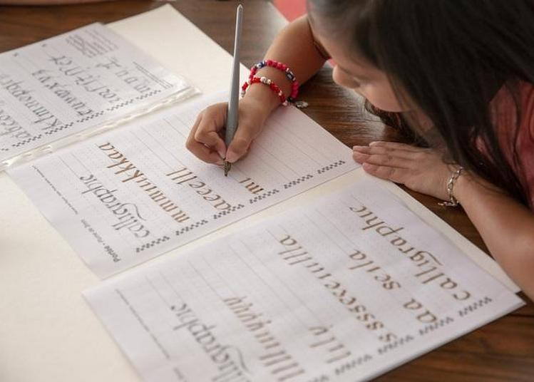Atelier D'écritures Anciennes à Besancon