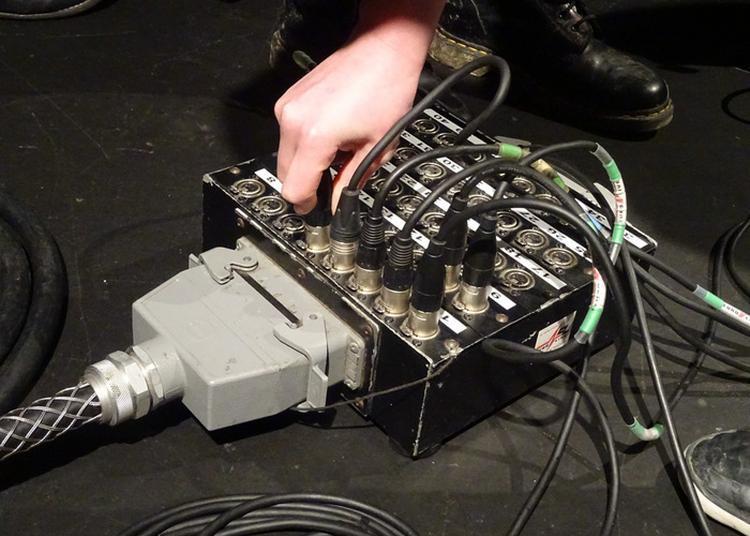 Atelier D'initiation à La Technique D'un Concert à Rennes