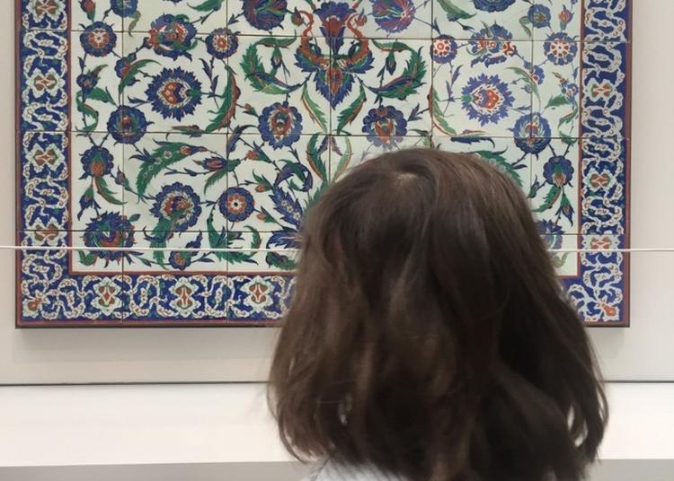 Atelier D'initiation Au Musée Pour Les Grands-parents à Lens