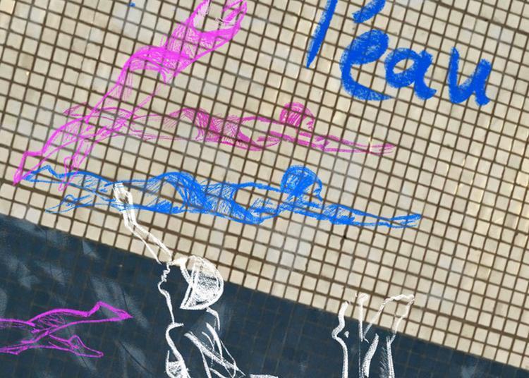 Atelier Dans L'eau Avec L'artiste Shiry Avny à Sainte Genevieve des Bois