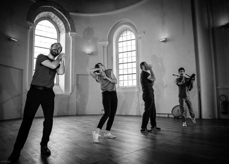 Atelier : Danse Avec Lucie Augeai - Cie Adéquate à Falaise