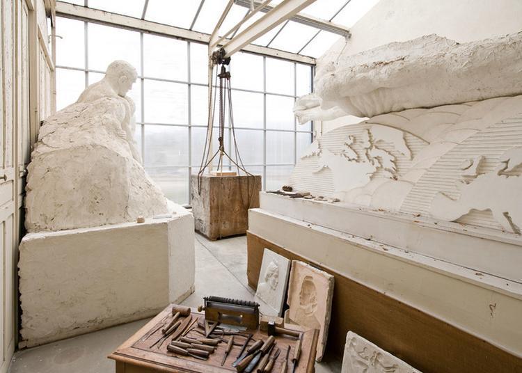 Atelier Davoine à Charolles