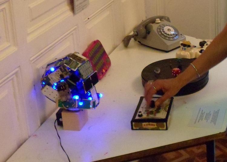 Atelier De Circuit-bending à Sete