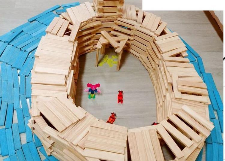 Atelier De Construction Pour Enfants à Le Port Marly