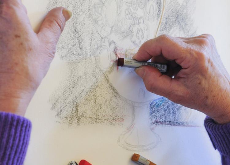 Atelier De Découverte Du Pastel à Versailles